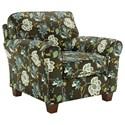 Studio 47 Annabel  <b>Custom</b> Chair - Item Number: C80DP-28603
