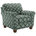 Best Home Furnishings Annabel  <b>Custom</b> Chair - Item Number: C80DP-28652