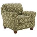 Best Home Furnishings Annabel  <b>Custom</b> Chair - Item Number: C80DP-28653
