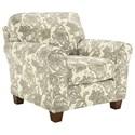 Best Home Furnishings Annabel  <b>Custom</b> Chair - Item Number: C80DP-28723