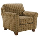Best Home Furnishings Annabel  <b>Custom</b> Chair - Item Number: C80DP-28745