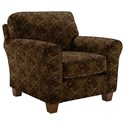 Best Home Furnishings Annabel  <b>Custom</b> Chair - Item Number: C80DP-28765