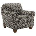 Best Home Furnishings Annabel  <b>Custom</b> Chair - Item Number: C80DP-28823