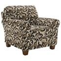 Best Home Furnishings Annabel  <b>Custom</b> Chair - Item Number: C80DP-28829