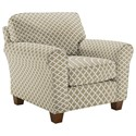 Best Home Furnishings Annabel  <b>Custom</b> Chair - Item Number: C80DP-28843