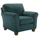 Best Home Furnishings Annabel  <b>Custom</b> Chair - Item Number: C80DP-29092