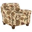 Best Home Furnishings Annabel  <b>Custom</b> Chair - Item Number: C80DP-29517