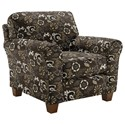Best Home Furnishings Annabel  <b>Custom</b> Chair - Item Number: C80DP-30103