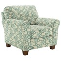 Best Home Furnishings Annabel  <b>Custom</b> Chair - Item Number: C80DP-30562