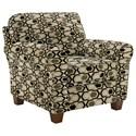 Best Home Furnishings Annabel  <b>Custom</b> Chair - Item Number: C80DP-30563