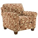 Best Home Furnishings Annabel  <b>Custom</b> Chair - Item Number: C80DP-30564