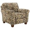 Studio 47 Annabel  <b>Custom</b> Chair - Item Number: C80DP-31223