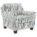 Best Home Furnishings Annabel  <b>Custom</b> Chair - Item Number: C80DP-31322