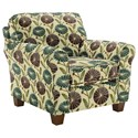 Best Home Furnishings Annabel  <b>Custom</b> Chair - Item Number: C80DP-31747