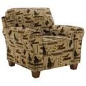 Best Home Furnishings Annabel  <b>Custom</b> Chair - Item Number: C80DP-31767