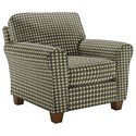 Best Home Furnishings Annabel  <b>Custom</b> Chair - Item Number: C80DP-32183B