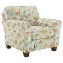 Studio 47 Annabel  <b>Custom</b> Chair - Item Number: C80DP-33342