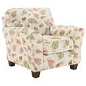 Best Home Furnishings Annabel  <b>Custom</b> Chair - Item Number: C80DP-33347