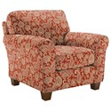 Best Home Furnishings Annabel  <b>Custom</b> Chair - Item Number: C80DP-34064