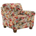 Studio 47 Annabel  <b>Custom</b> Chair - Item Number: C80DP-34223