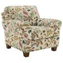 Best Home Furnishings Annabel  <b>Custom</b> Chair - Item Number: C80DP-34389