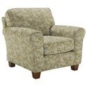 Best Home Furnishings Annabel  <b>Custom</b> Chair - Item Number: C80DP-34412
