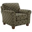 Best Home Furnishings Annabel  <b>Custom</b> Chair - Item Number: C80DP-34563
