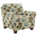Studio 47 Annabel  <b>Custom</b> Chair - Item Number: C80DP-34612