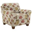 Best Home Furnishings Annabel  <b>Custom</b> Chair - Item Number: C80DP-34618