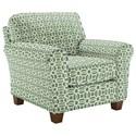 Best Home Furnishings Annabel  <b>Custom</b> Chair - Item Number: C80DP-34952