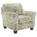 Best Home Furnishings Annabel  <b>Custom</b> Chair - Item Number: C80DP-35813