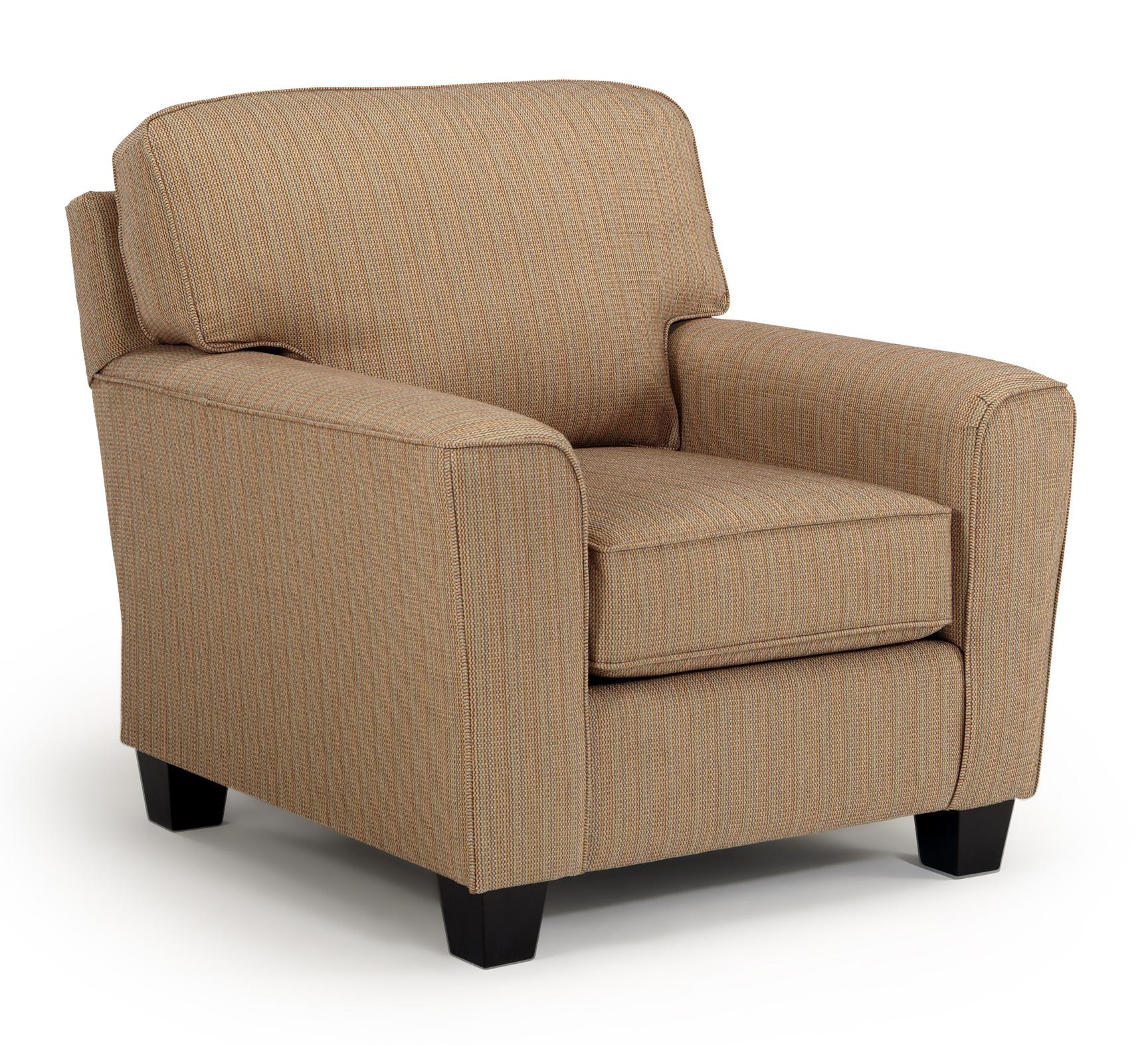 Annabel  Custom Chair by Best Home Furnishings at Home Furnishings Direct