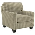 Best Home Furnishings Annabel  <b>Custom</b> Chair - Item Number: C82-23793
