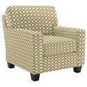 Best Home Furnishings Annabel  <b>Custom</b> Chair - Item Number: C82-25797