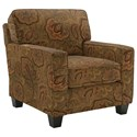 Best Home Furnishings Annabel  <b>Custom</b> Chair - Item Number: C82-26019
