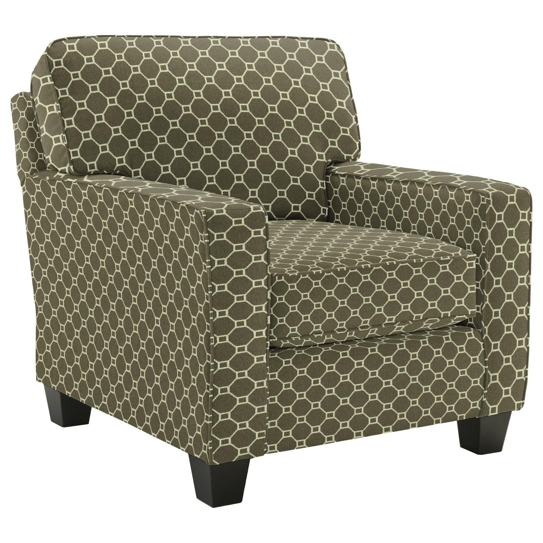 Best Home Furnishings Annabel  <b>Custom</b> Chair - Item Number: C82-27063