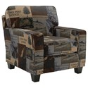 Best Home Furnishings Annabel  <b>Custom</b> Chair - Item Number: C82-28586