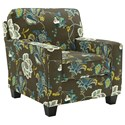 Best Home Furnishings Annabel  <b>Custom</b> Chair - Item Number: C82-28603