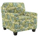 Best Home Furnishings Annabel  <b>Custom</b> Chair - Item Number: C82-30051