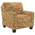 Best Home Furnishings Annabel  <b>Custom</b> Chair - Item Number: C82-30508