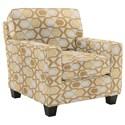 Studio 47 Annabel  <b>Custom</b> Chair - Item Number: C82-30565