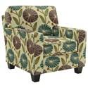 Studio 47 Annabel  <b>Custom</b> Chair - Item Number: C82-31747