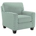 Best Home Furnishings Annabel  <b>Custom</b> Chair - Item Number: C82-33542A