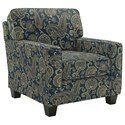 Best Home Furnishings Annabel  <b>Custom</b> Chair - Item Number: C82-34062