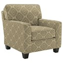 Best Home Furnishings Annabel  <b>Custom</b> Chair - Item Number: C82-34569