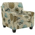 Best Home Furnishings Annabel  <b>Custom</b> Chair - Item Number: C82-34612