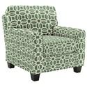 Best Home Furnishings Annabel  <b>Custom</b> Chair - Item Number: C82-34952