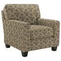 Best Home Furnishings Annabel  <b>Custom</b> Chair - Item Number: C82-35239