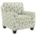 Best Home Furnishings Annabel  <b>Custom</b> Chair - Item Number: C82-35532
