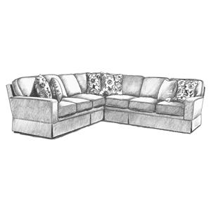 5 Pc Sectional Sofa